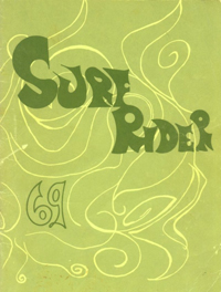1969 Surf Rider Yearbook