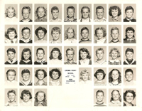 Crown Point Elementary School 1952