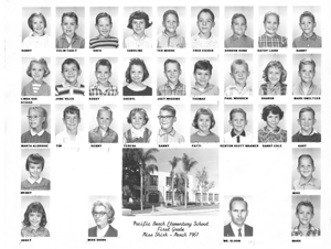 Class of Miss Shrik 1961