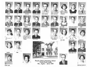 Class of Mrs Snyder 1964