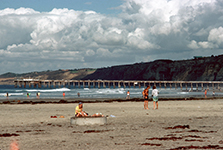 La Jolla shores 70s by Randy B